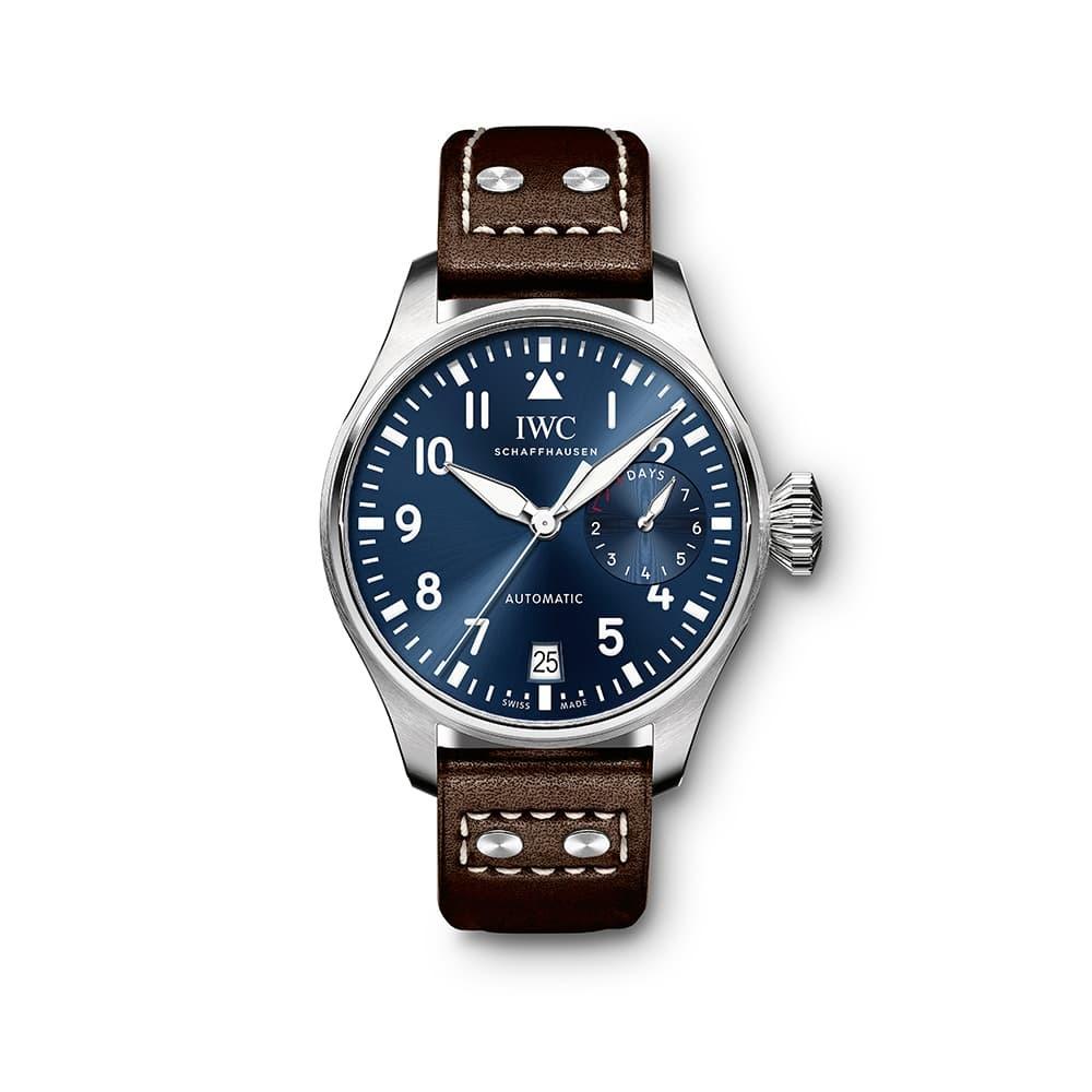 Часы Big Pilot's Watch LE PETIT PRINCE IWC Schaffhausen IW501002