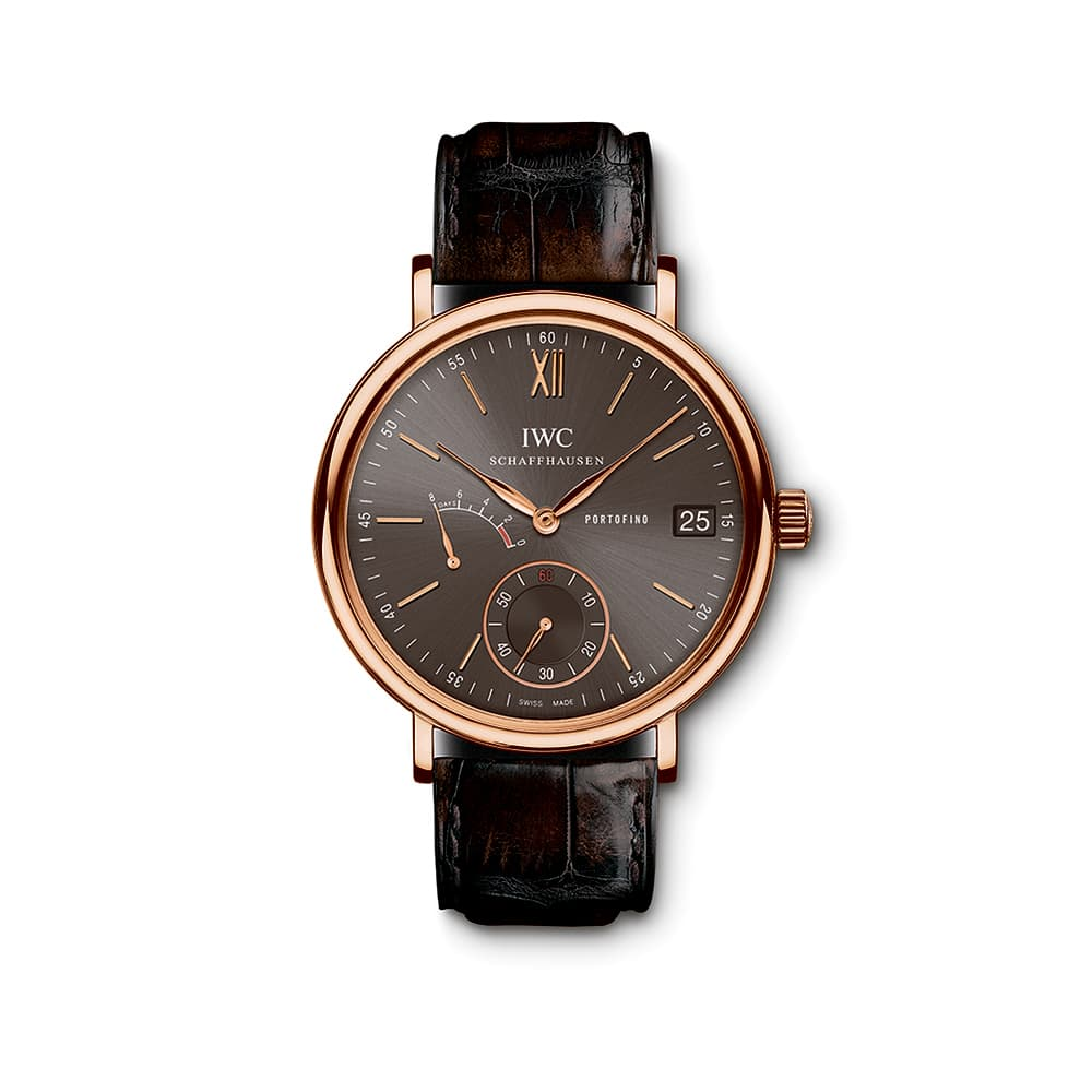 Часы Portofino Hand-Wound Eight Days IWC Schaffhausen IW510104