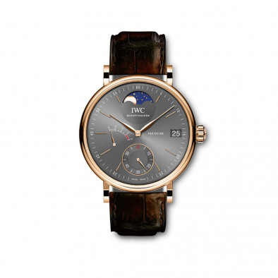 Часы Portofino Hand-Wound Moon Phase