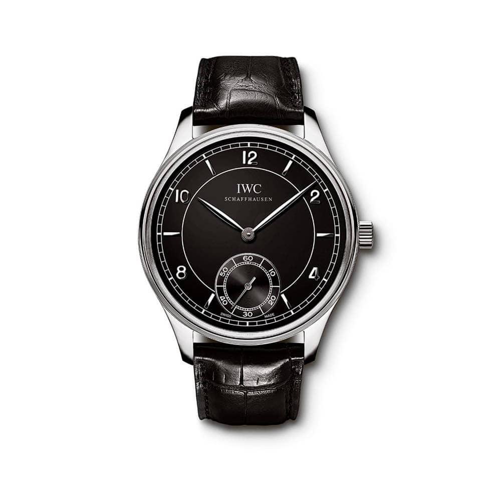 Часы Vintage Portuguese Hand Wound IWC Schaffhausen IW544501