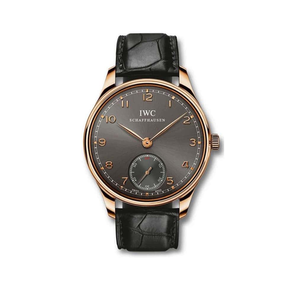 Часы Portuguese Hand Wound IWC Schaffhausen IW545406