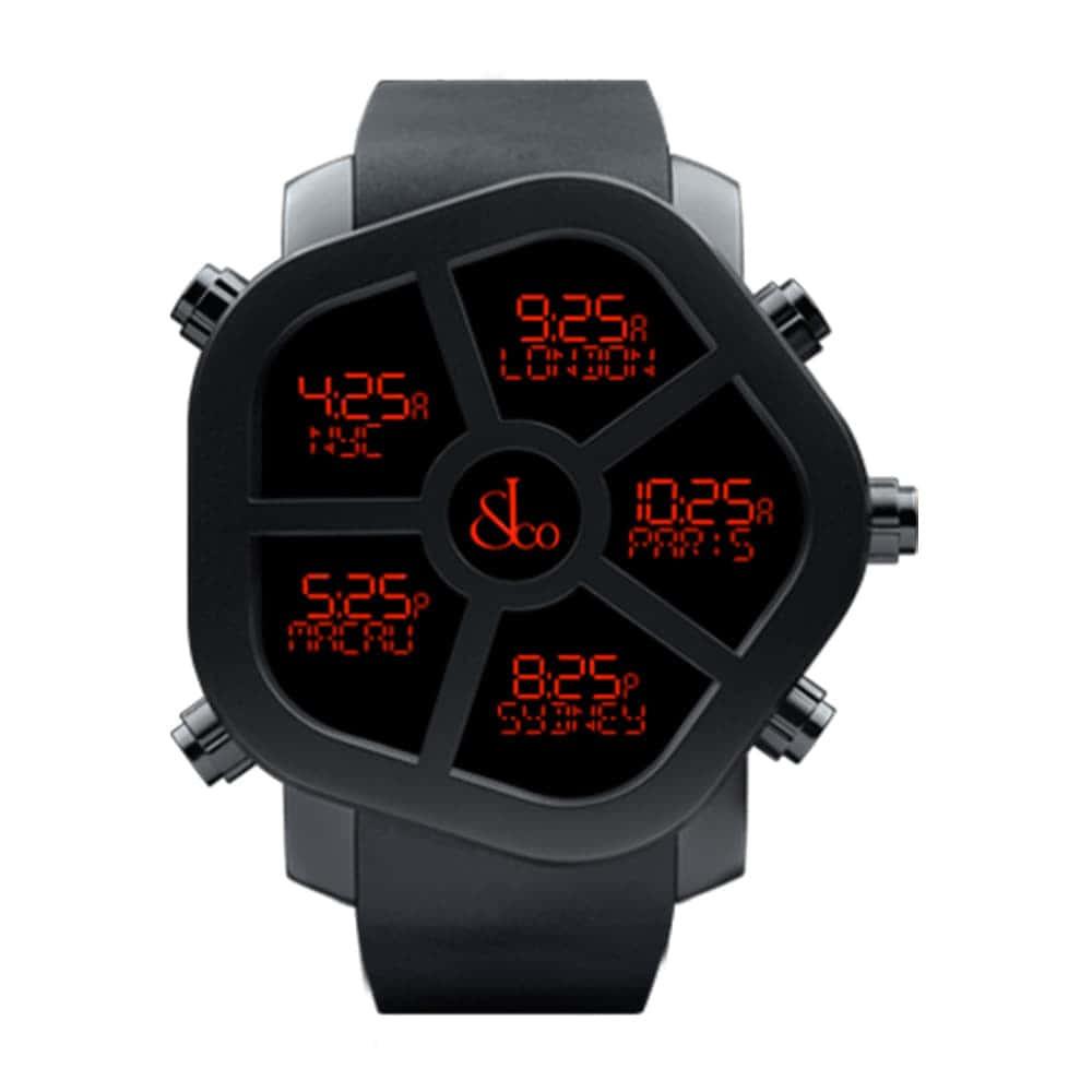Часы GHOST  Jacob & Co. 300.100.11.NS.MB.4NS