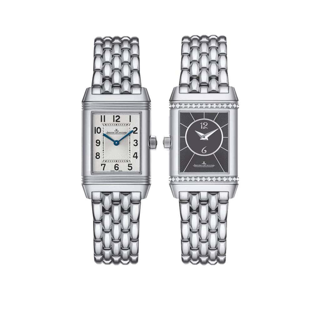Часы REVERSO CLASSIC DUETTO SMALL Jaeger-LeCoultre Q2668130 - 1