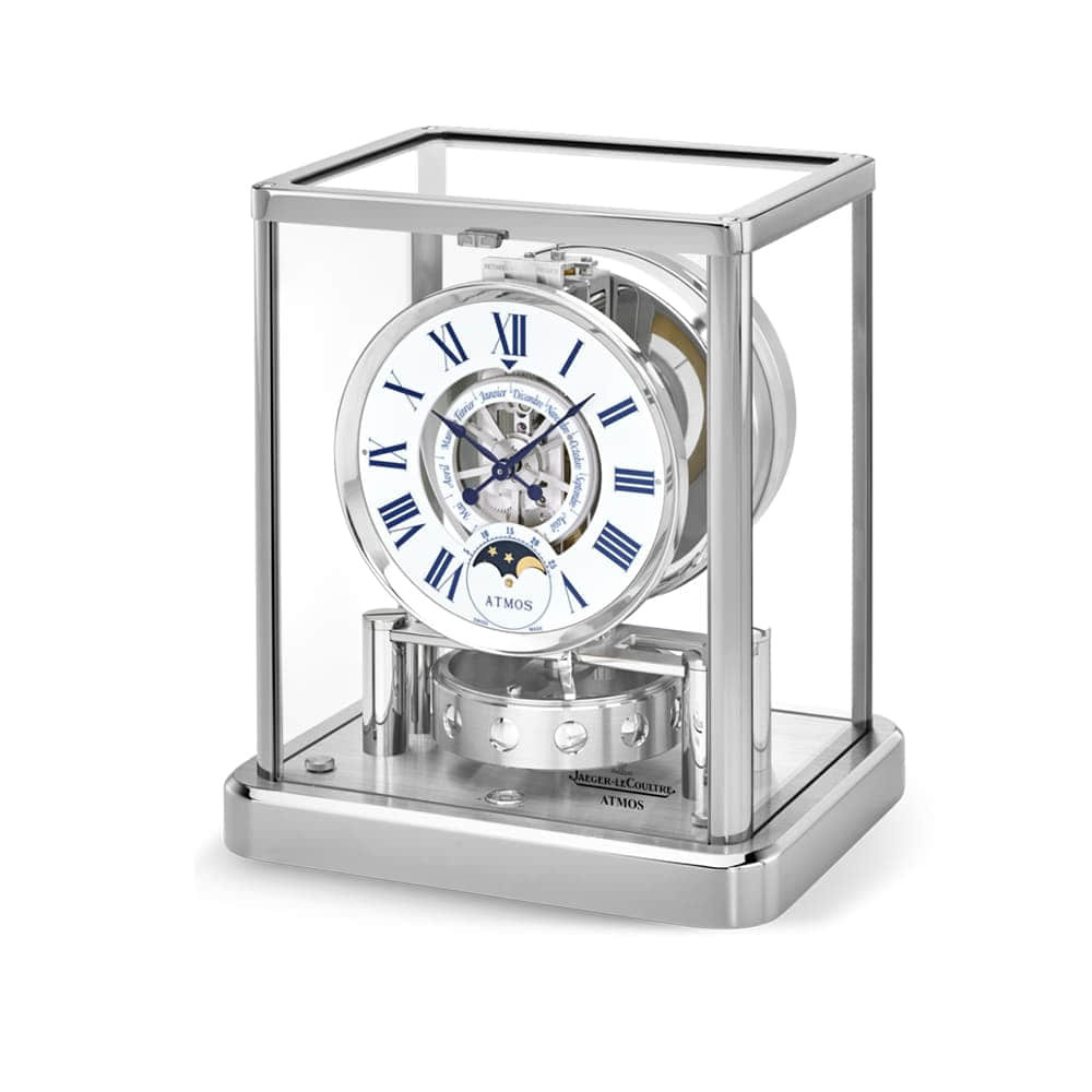 Часы ATMOS CLASSIQUE PHASES DE LUNE Jaeger-LeCoultre Q5112202
