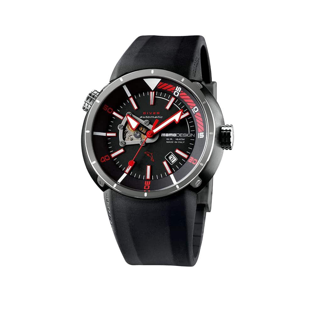 Часы DIVER PRO AUTOMATIC MOMODESIGN MD1007L-BK-11