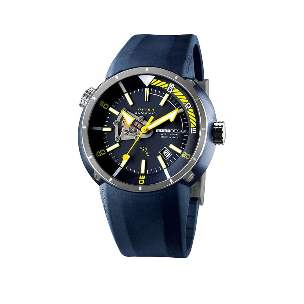 Часы DIVER PRO AUTOMATIC MOMODESIGN MD1007L-BL-11