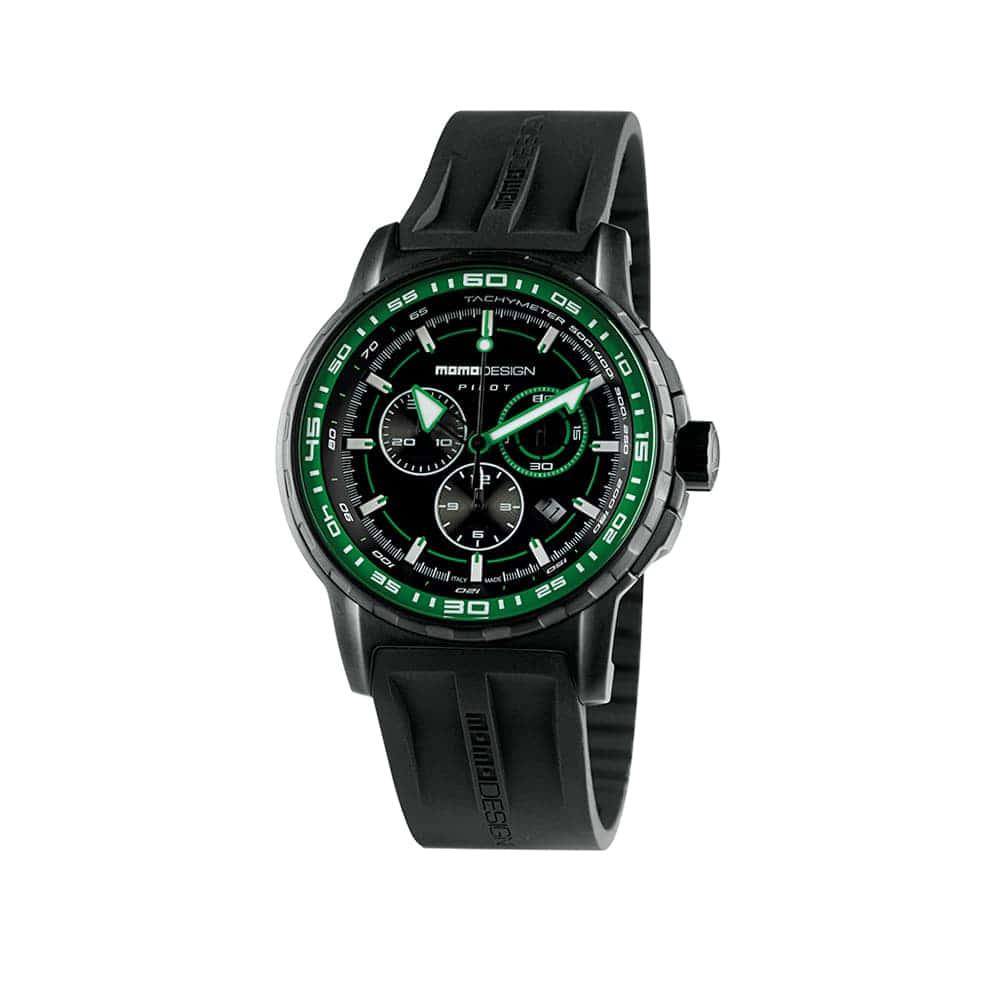 Часы PILOT PRO CHRONO BLACK MOMODESIGN MD2164BK-31