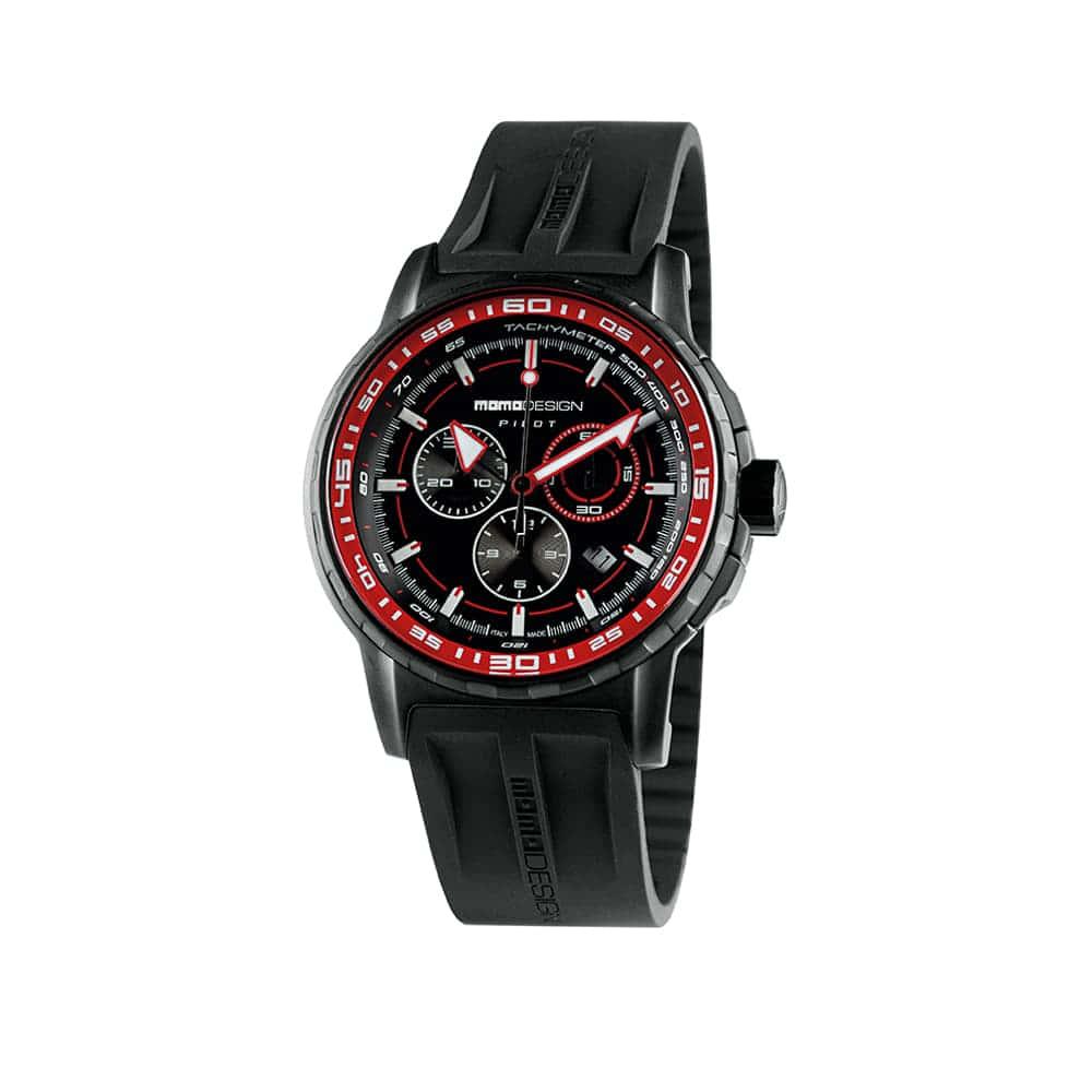 Часы PILOT PRO CHRONO BLACK MOMODESIGN MD2164BK-41