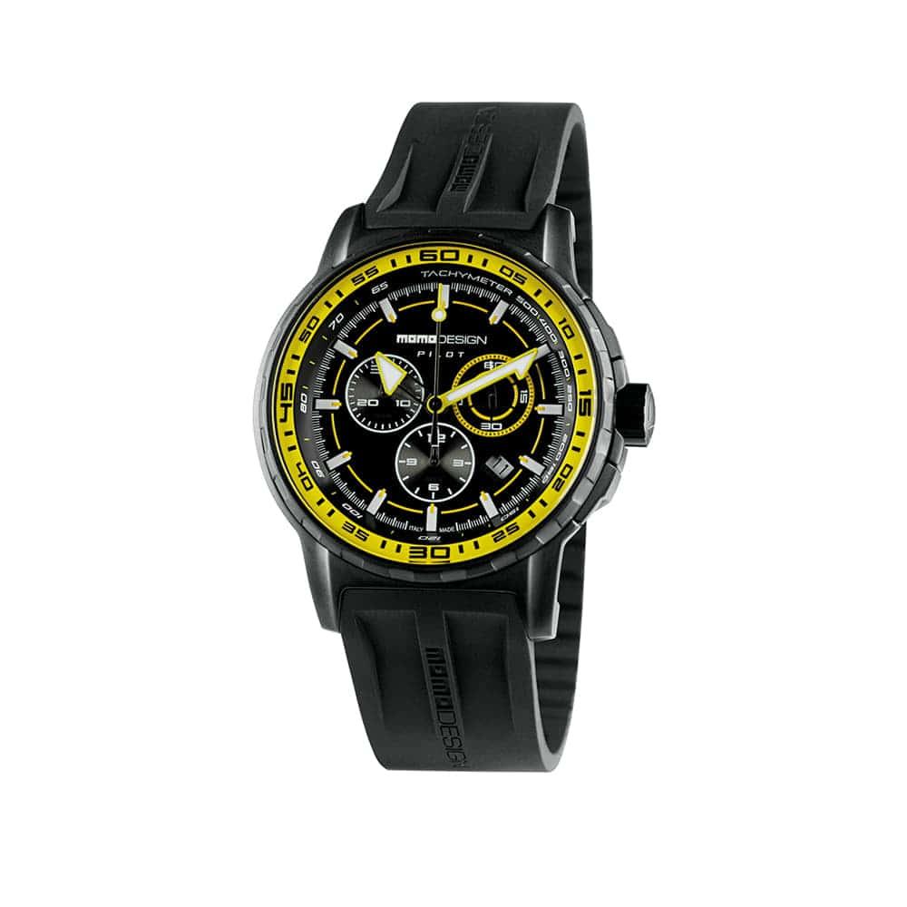 Часы PILOT PRO CHRONO BLACK MOMODESIGN MD2164BK-51