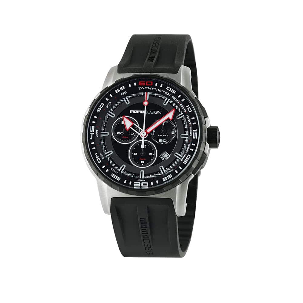 Часы PILOT PRO CHRONO MOMODESIGN MD2164SS-11