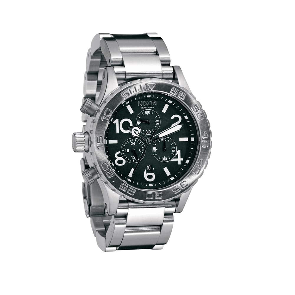 Часы A037-1000 4220 CHRONO Black  NIXON A037-1000