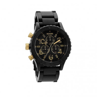 Часы A037-2041 4220 CHRONO Matte Black