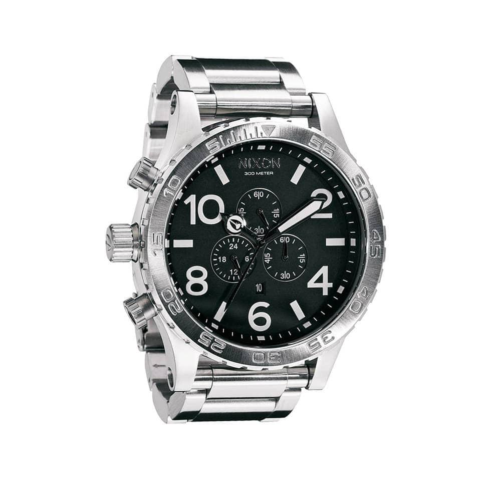 Часы A083-1000 5130 CHRONO Black NIXON A083-1000