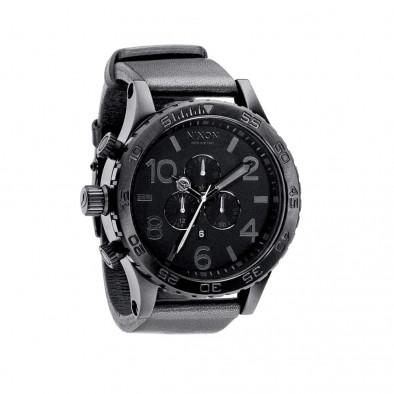 Часы A124-1000 51-30 CHRONO LEATHER Black