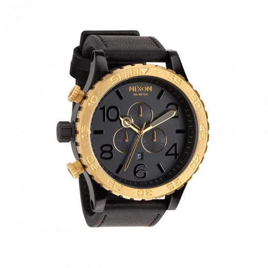 Часы A124-2036 51-30 CHRONO LEATHER Black/Raw