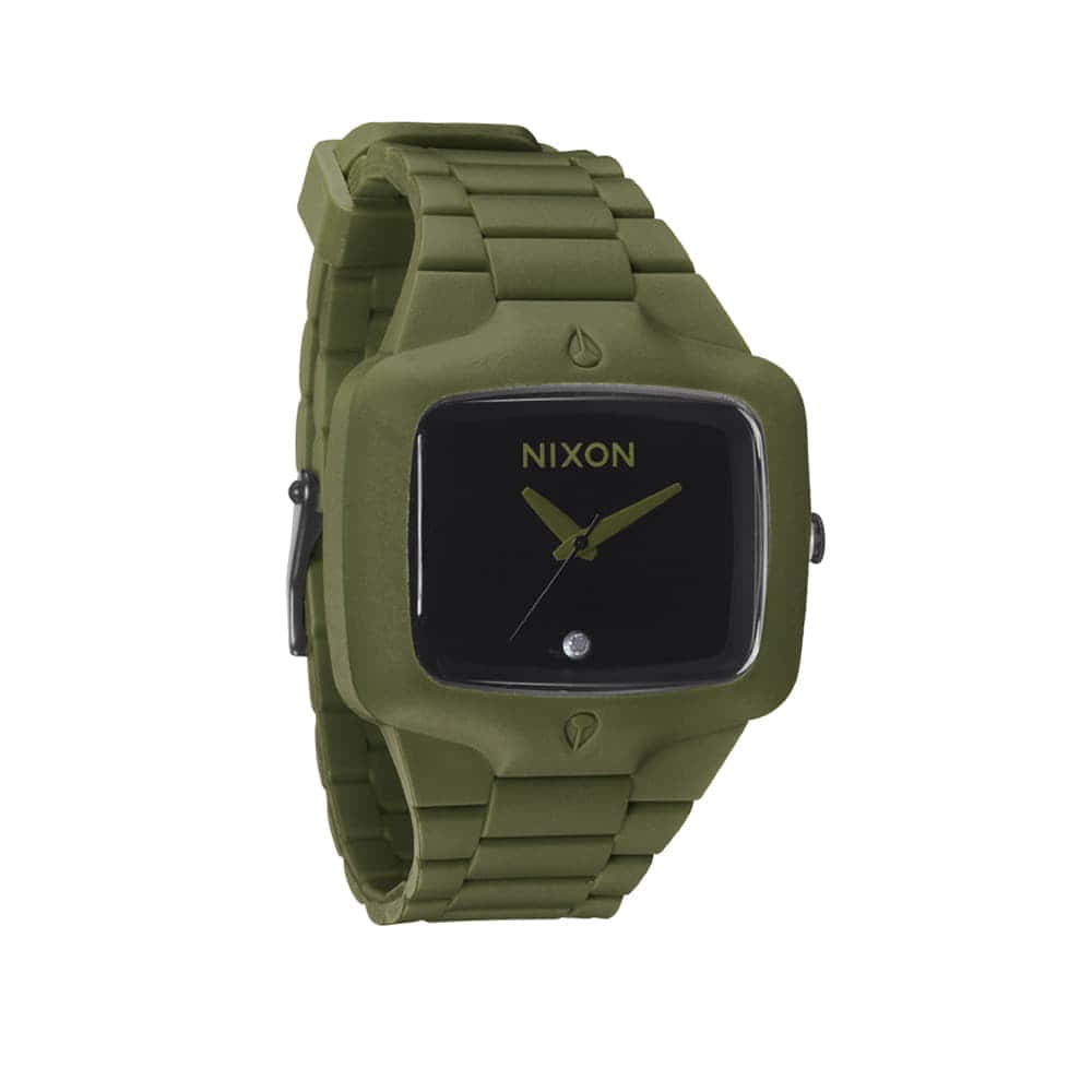 Часы A139-2042 RUBBER PLAYER Matte Black NIXON A139-2042