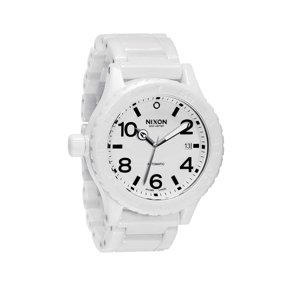 Часы A148-1126 CERAMIC 42-20 All White NIXON A148-1126