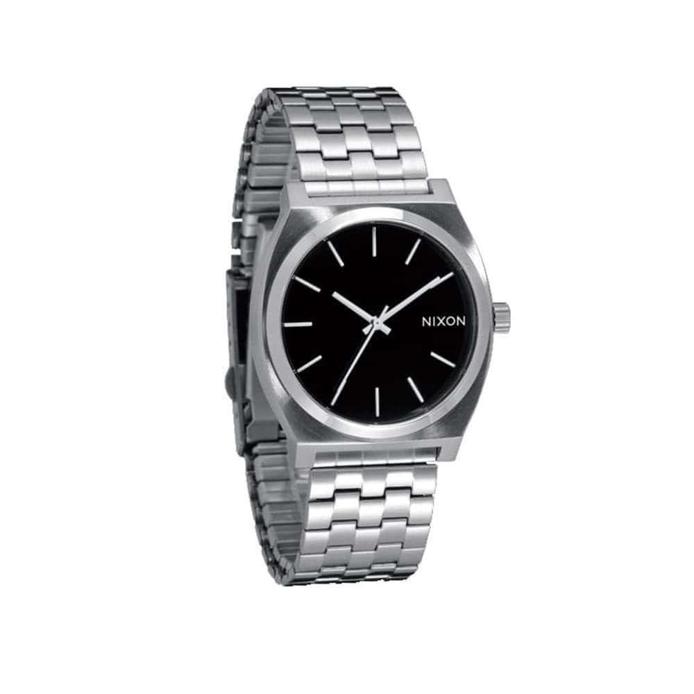 Часы A045-1000 TIME TELLER Black NIXON A045-1000