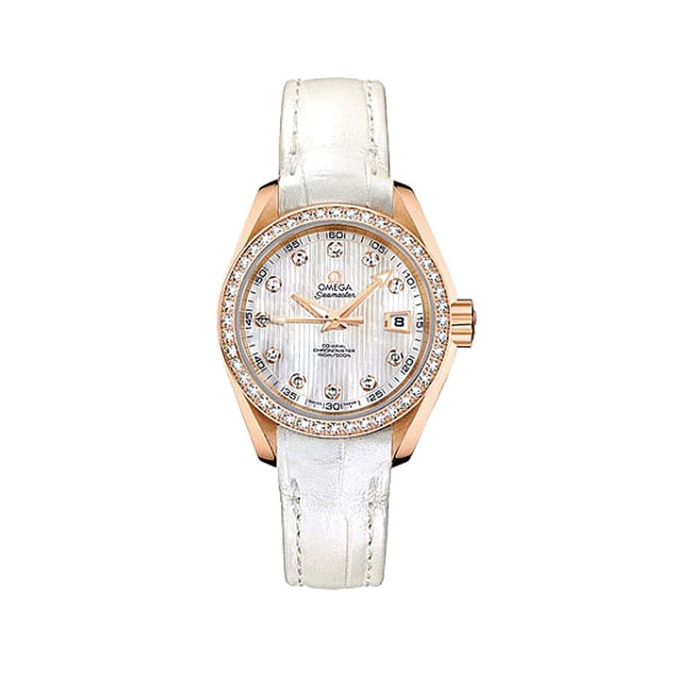 Часы Seamaster Aqua Terra 150m Co-Axial  Omega 231.58.30.20.55.001