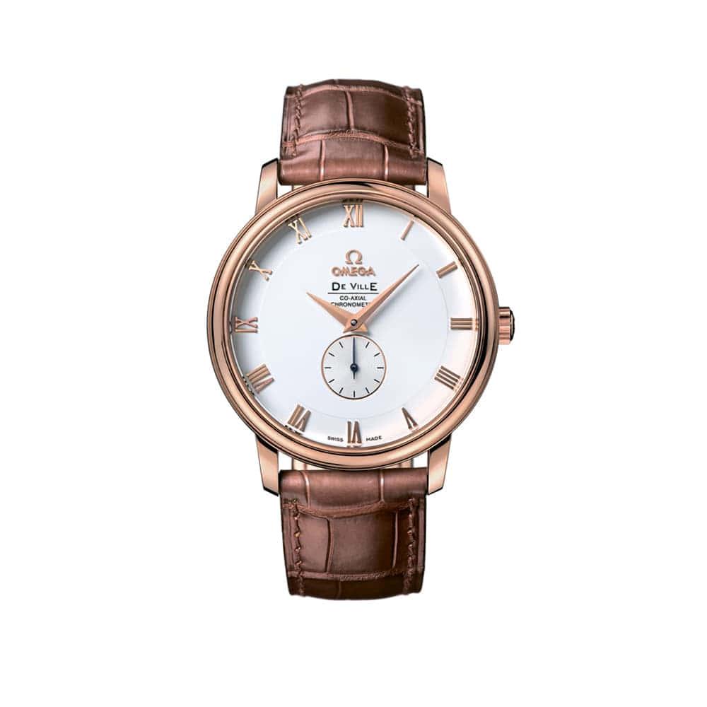 Часы De Ville Prestige Co-Axial Small Seconds Omega 4614.20.02