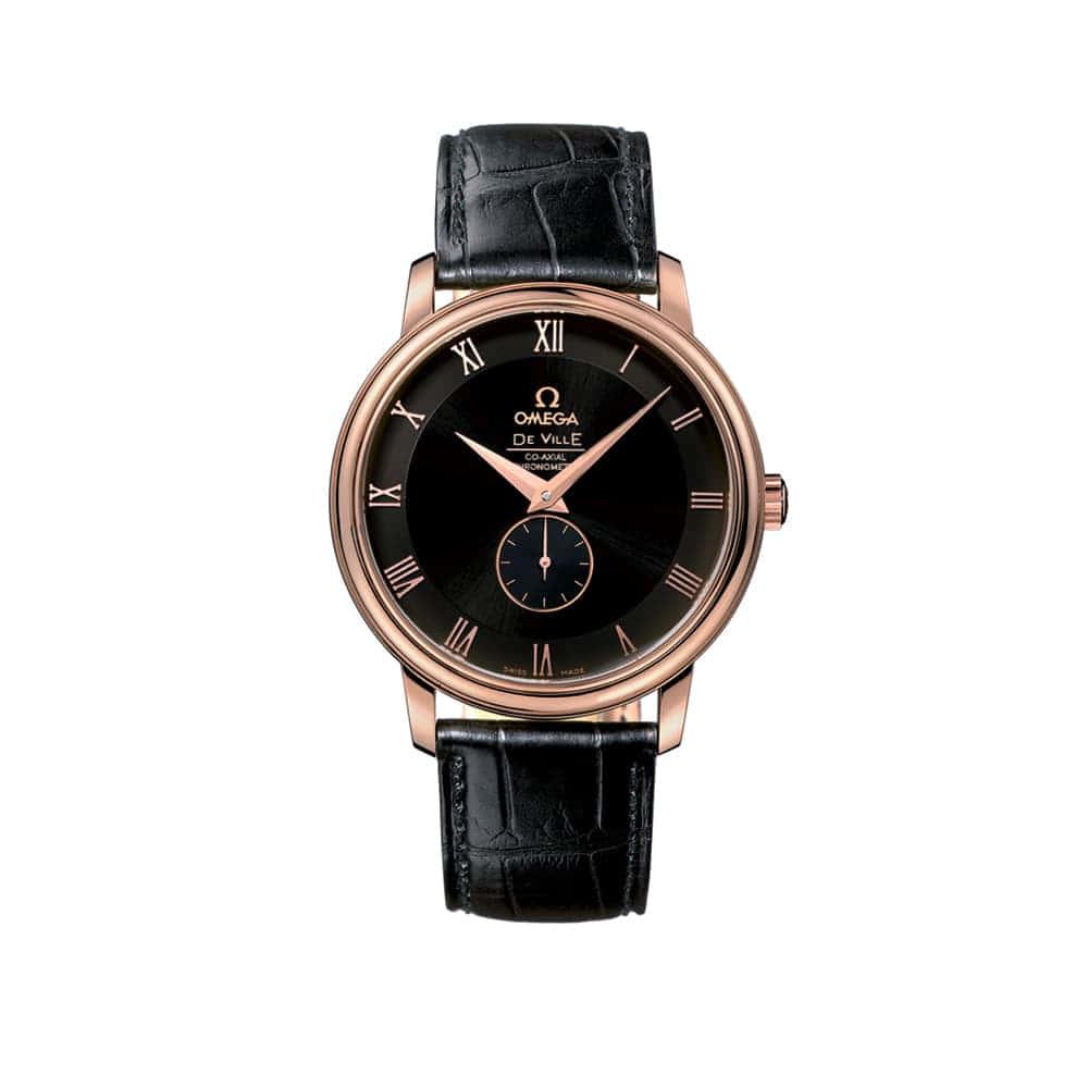 Часы De Ville Prestige Co-Axial Small Seconds Omega 4614.50.01