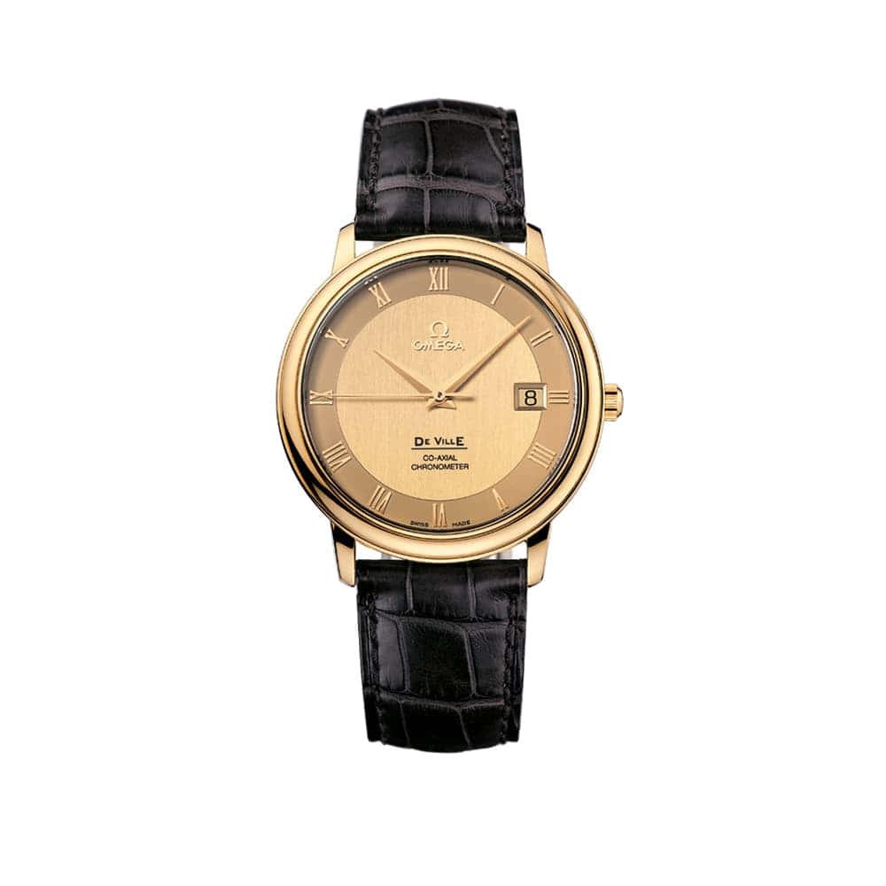 Часы De Ville Prestige Co-Axial  Omega 4617.11.02