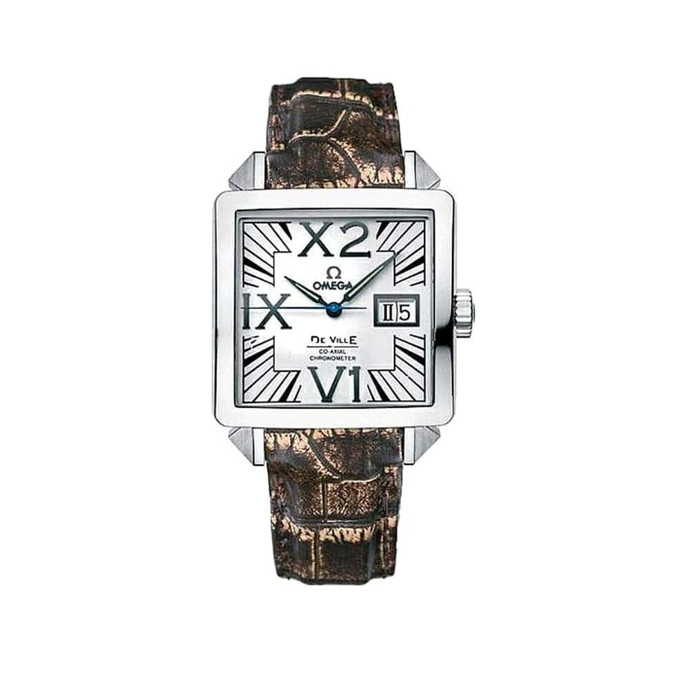 Часы De Ville X2 Big Date Omega 7711.30.39