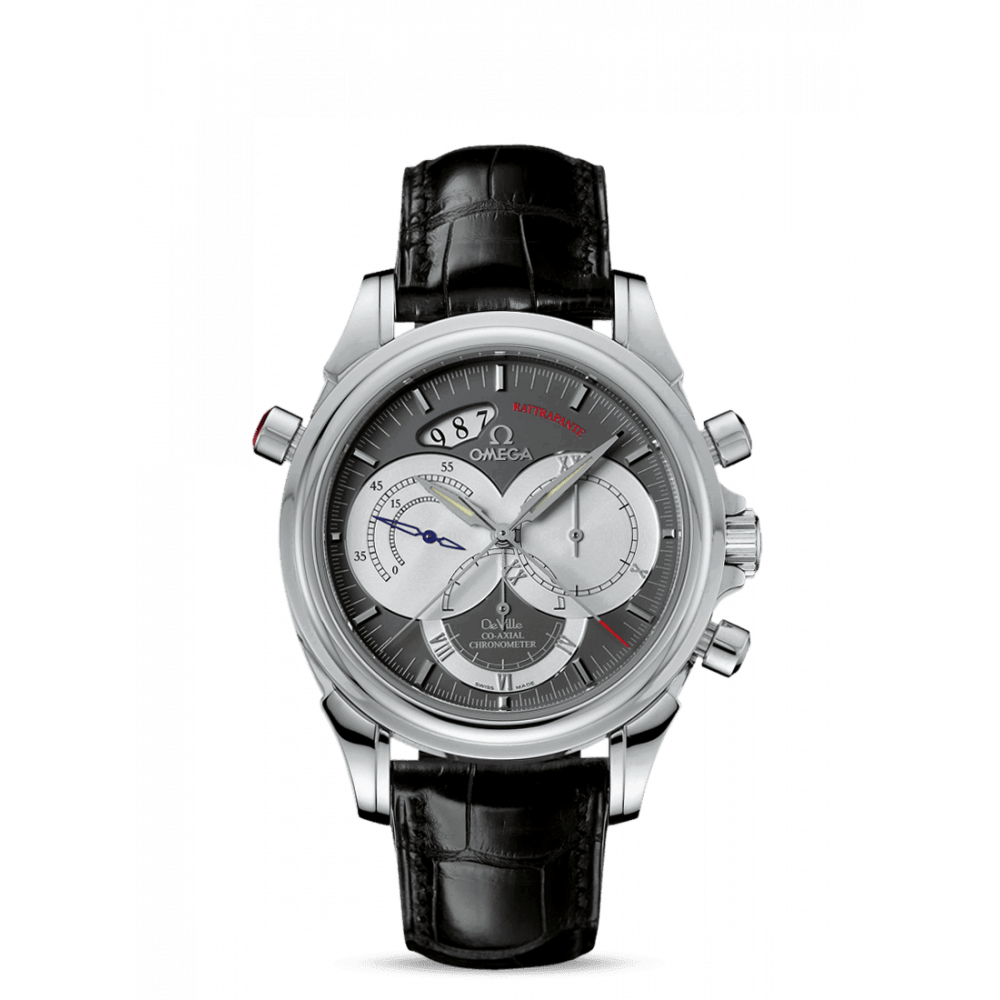 Часы De Ville Chronoscope Co-Axial Rattrapante