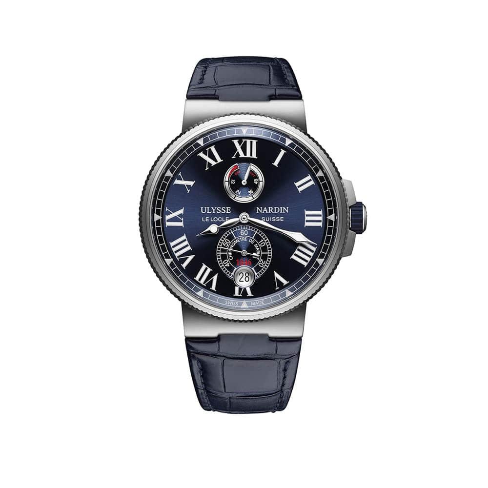 Часы Chronometer Manufacture Ulysse Nardin 1183-122/43