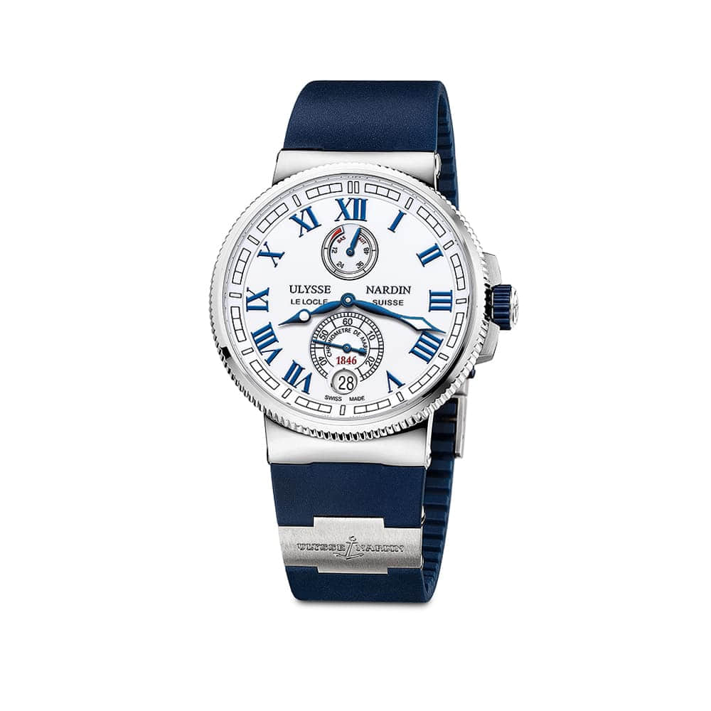 Часы Chronometre Manufacture Ulysse Nardin 1183-126-3/40