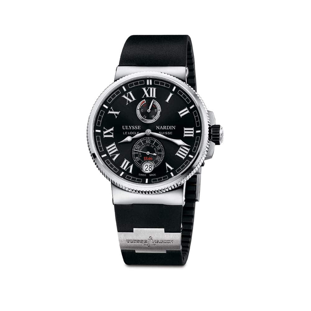 Часы Chronometre Manufacture  Ulysse Nardin 1183-126-3/42