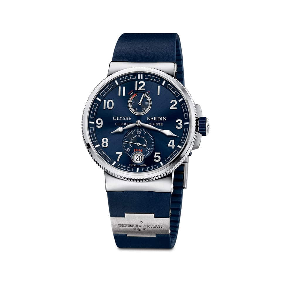 Часы Chronometre Manufacture Ulysse Nardin 1183-126-3/63