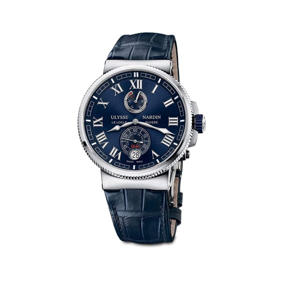 Часы Chronometre Manufacture Ulysse Nardin 1183-126/43