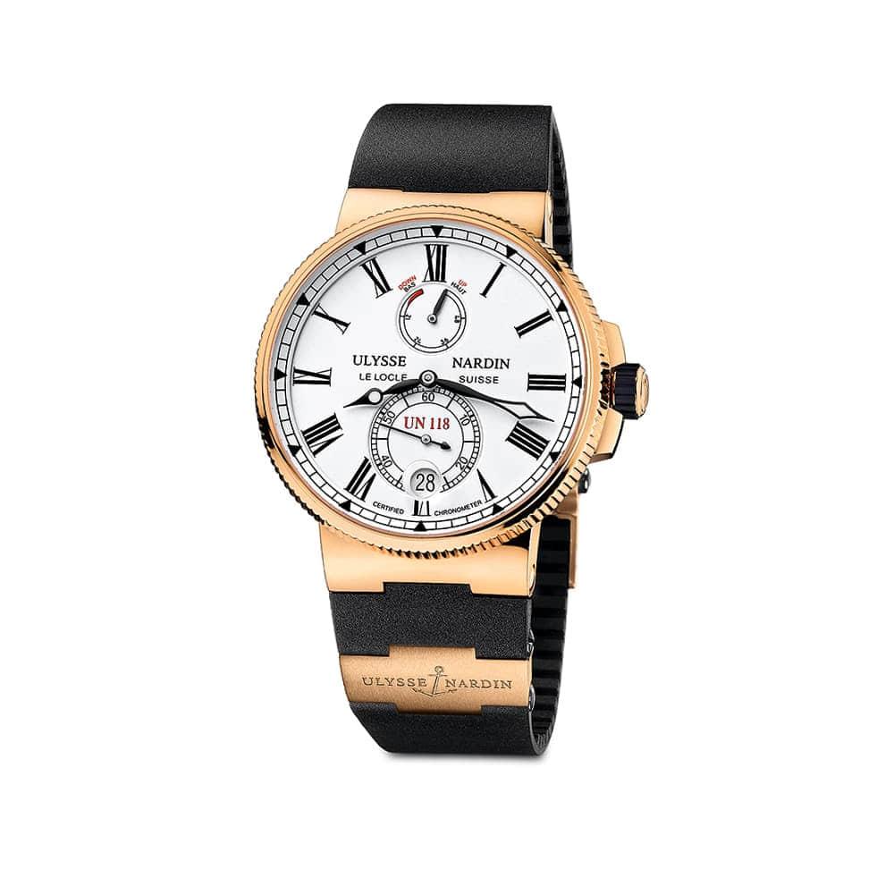 Часы Marine Manufacture Ulysse Nardin 1186-122-3/40
