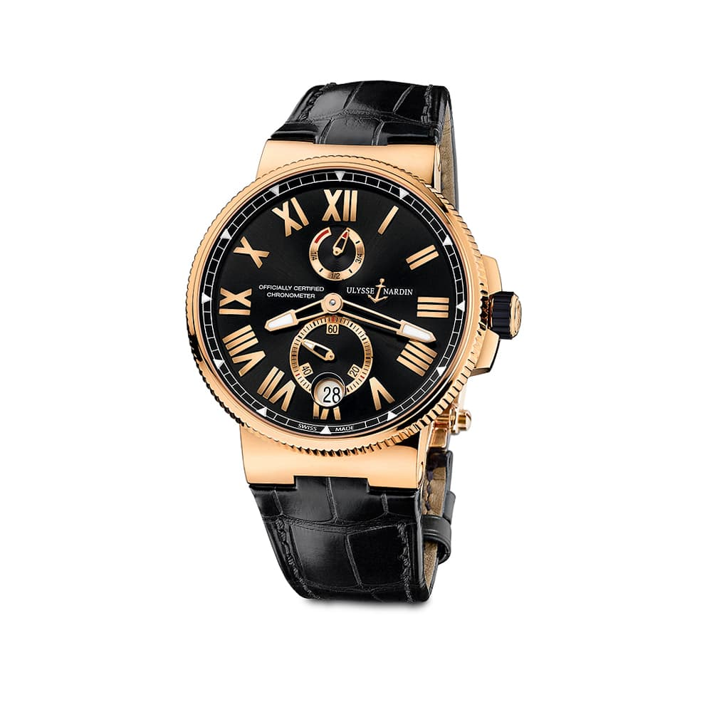 Часы Сhronometer Manufacture Ulysse Nardin 1186-122/42