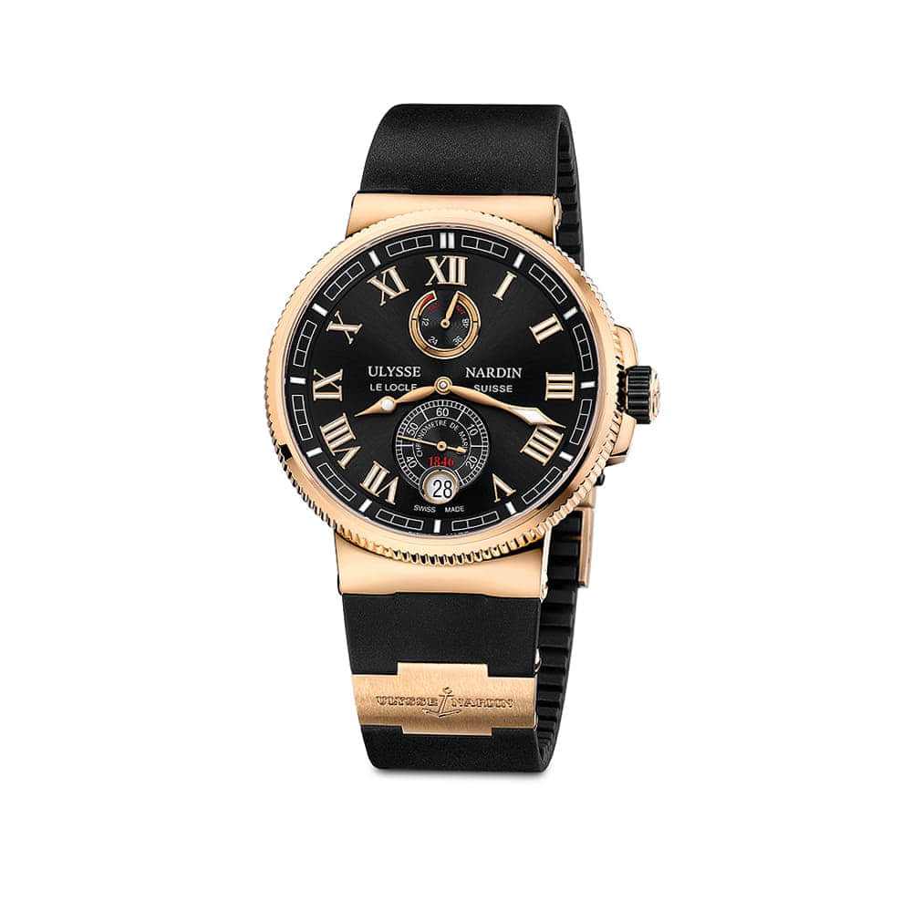 Часы Chronometer Manufacture Ulysse Nardin 1186-126-3/42