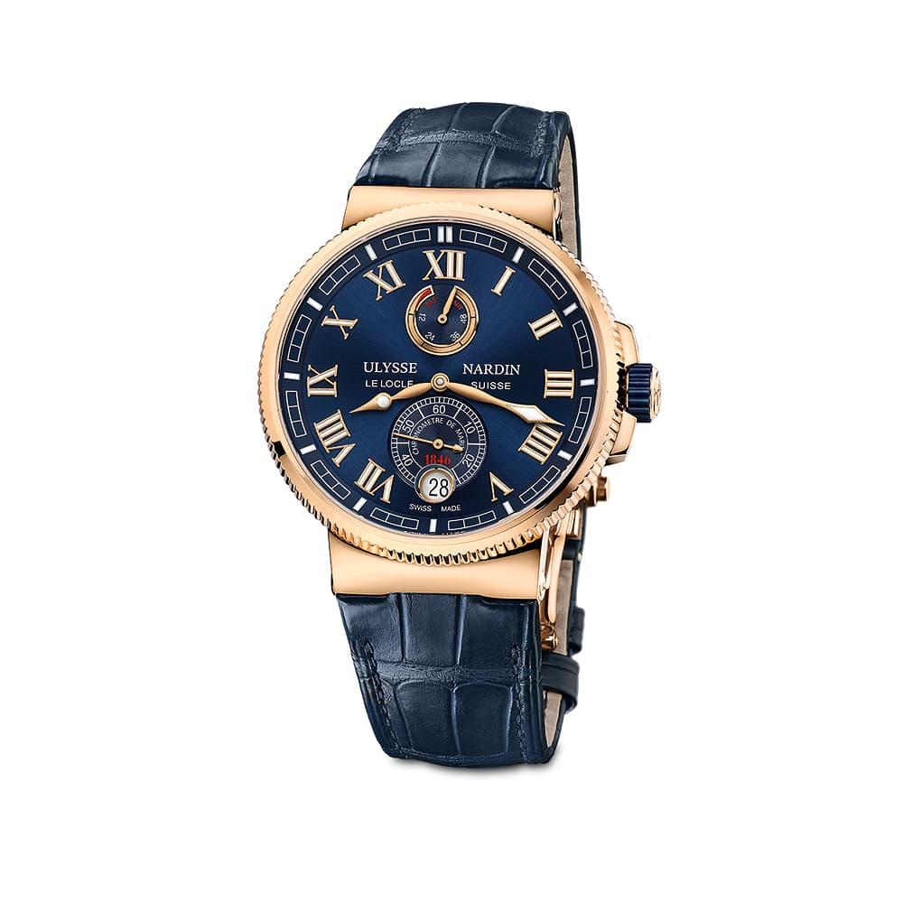 Часы Chronometer Manufacture Ulysse Nardin 1186-126/43