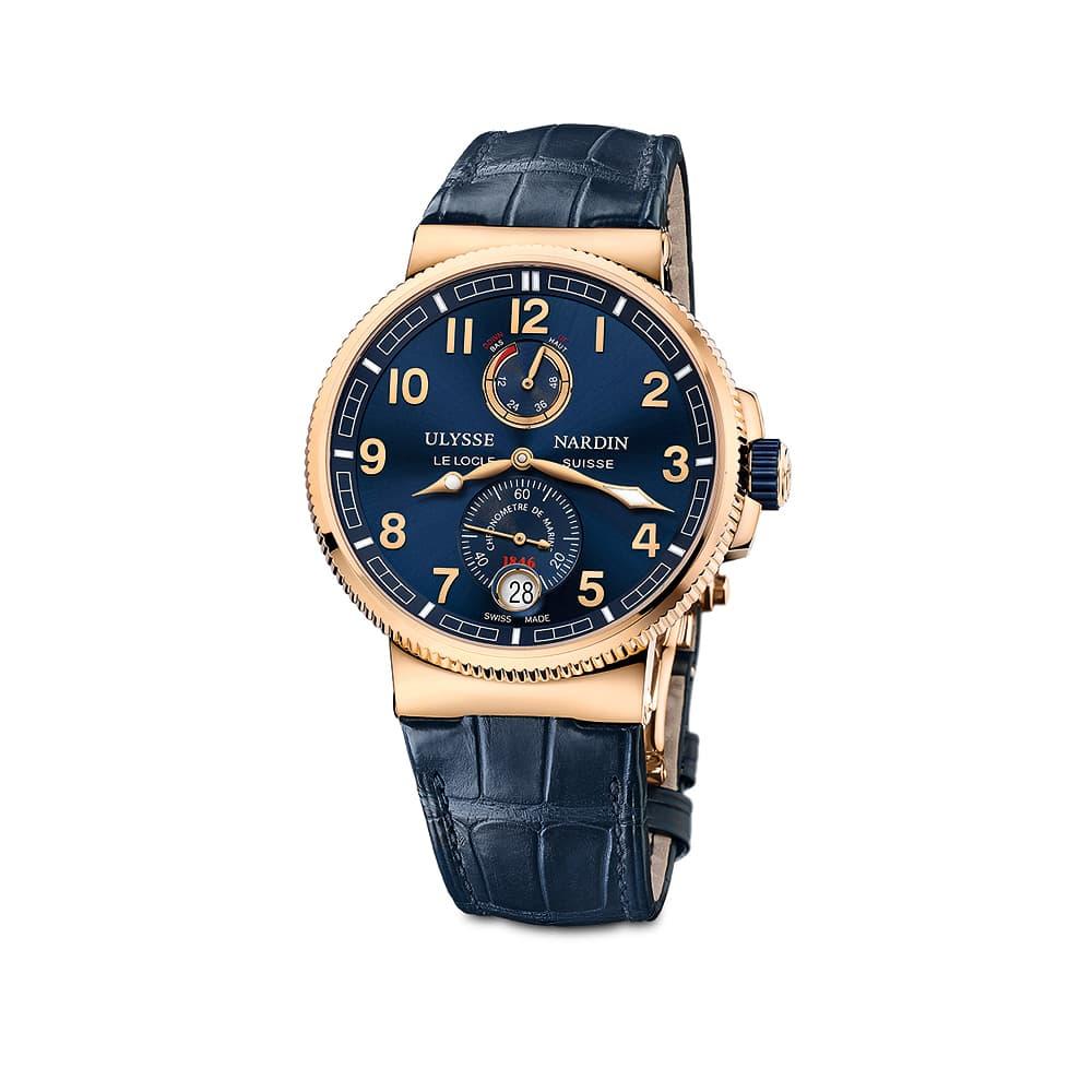 Часы Chronometer Manufacture Ulysse Nardin 1186-126/63
