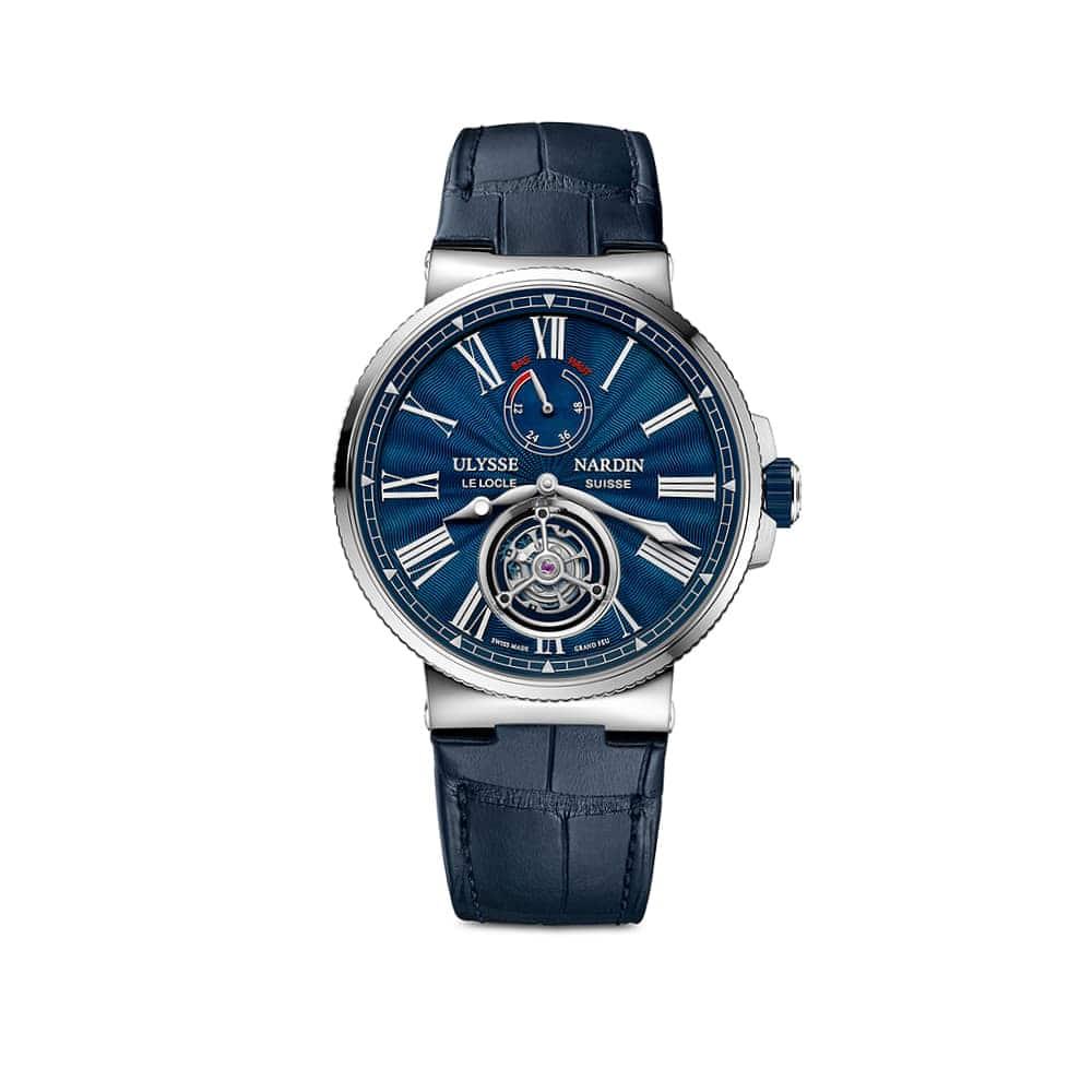Часы Tourbillon Manufacture Ulysse Nardin 1283-181/E3