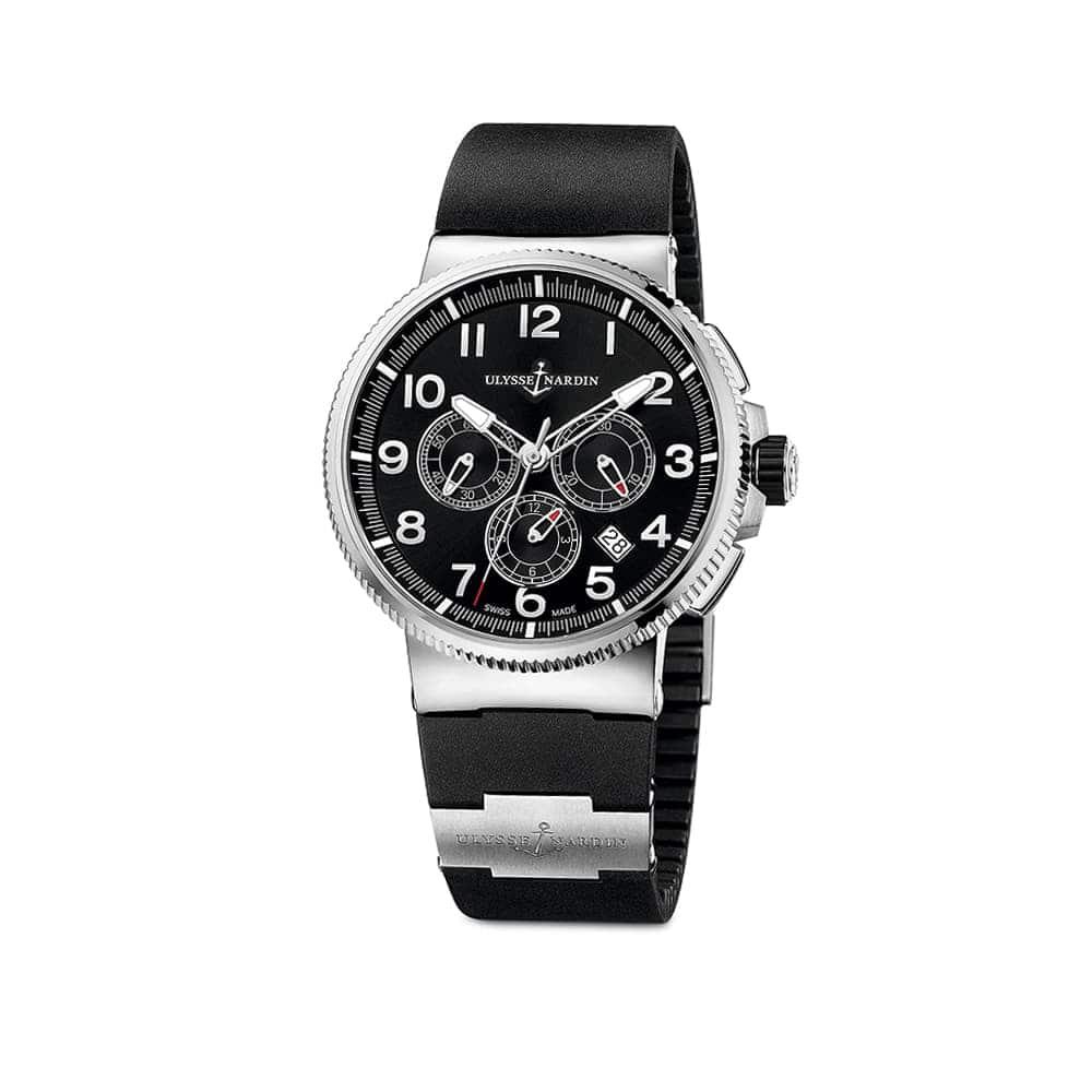 Часы Chronograph Manufacture Ulysse Nardin 1503-150-3/62