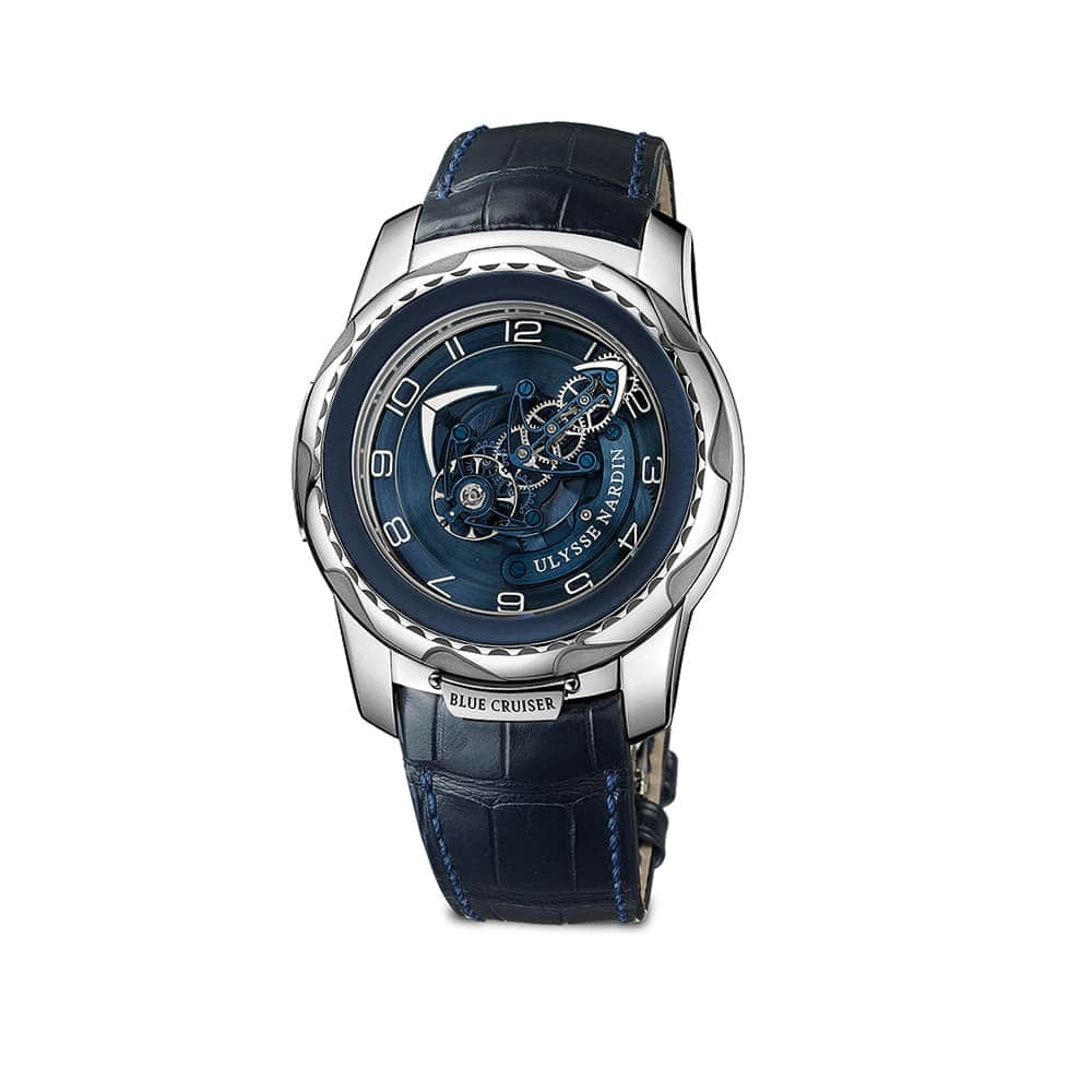 Часы Freak BLUE CRUISER Ulysse Nardin 2050-131/03