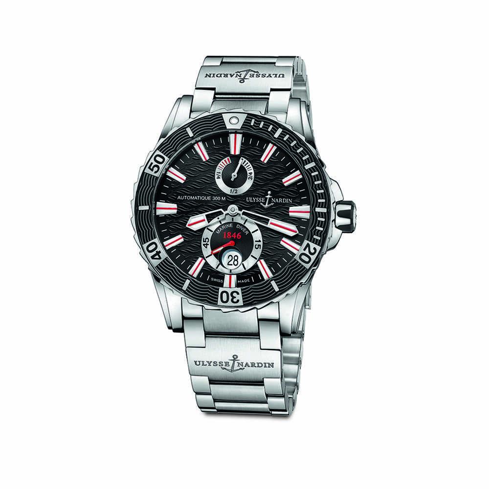 Часы Diver Ulysse Nardin 263-10-7M/92