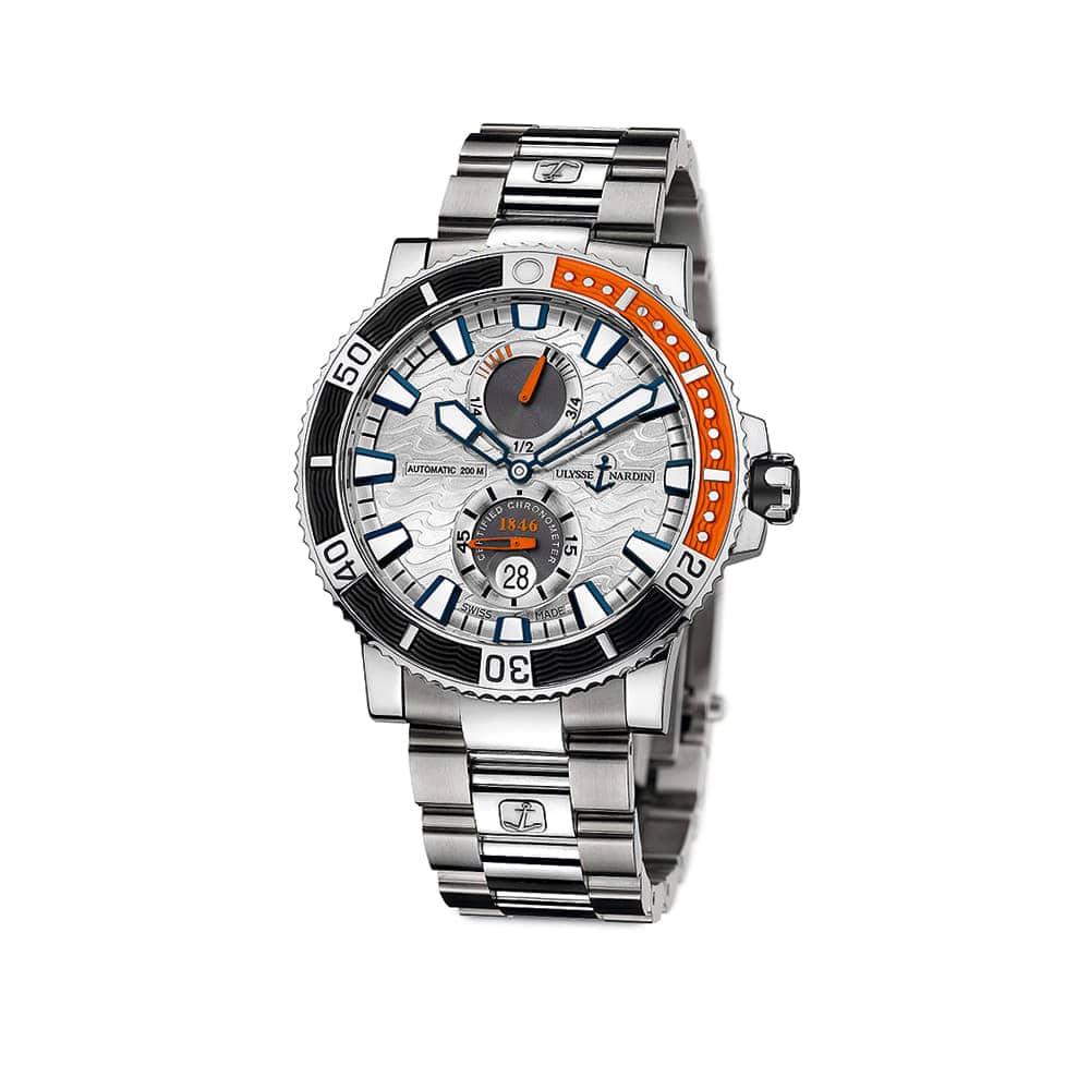 Часы Diver Titanium Ulysse Nardin 263-90-7M/91