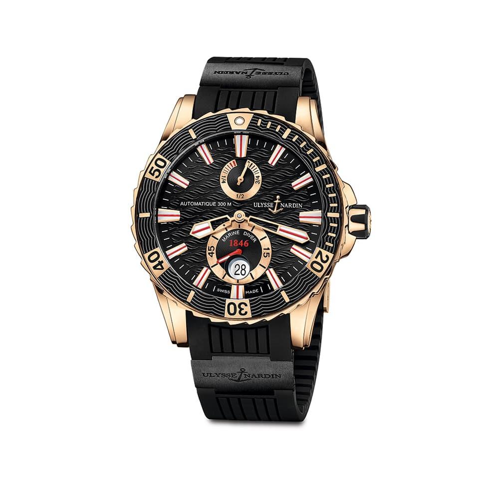Часы Diver Ulysse Nardin 266-10-3C/92