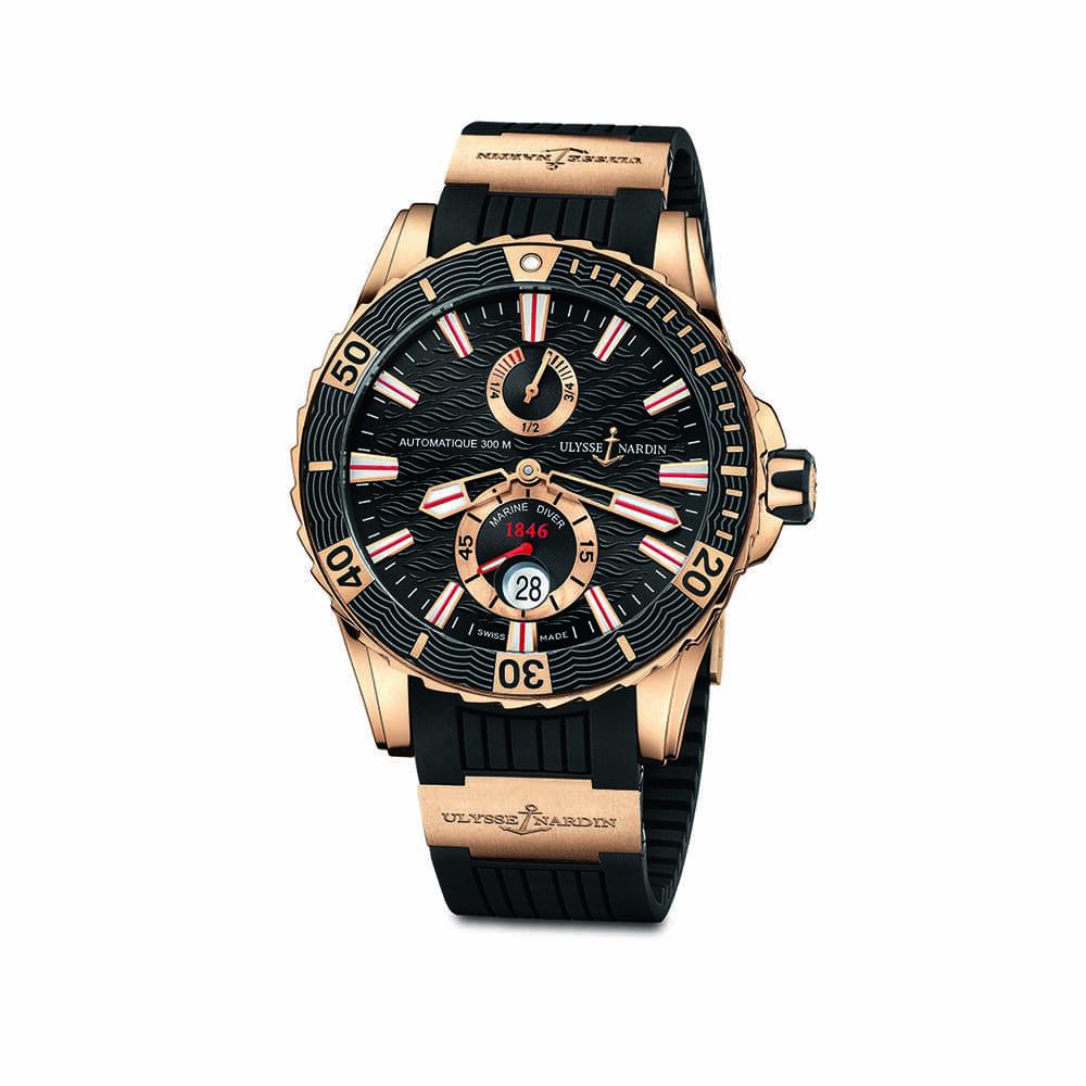 Часы Diver Ulysse Nardin 266-10-3/92