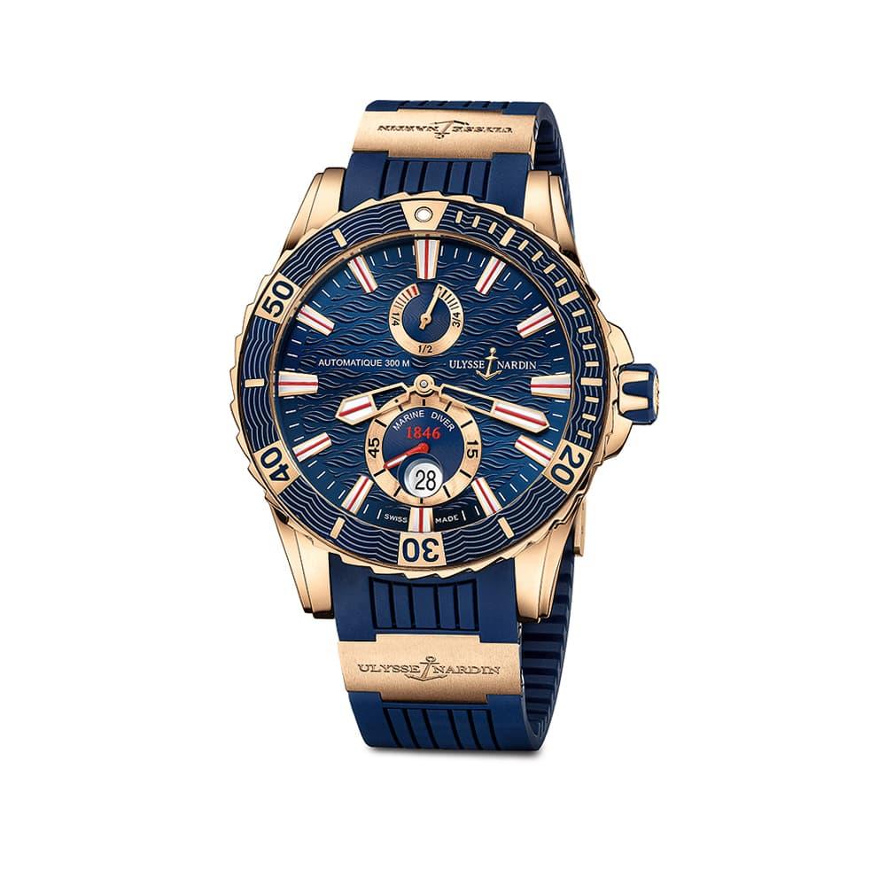 Часы Diver Ulysse Nardin 266-10-3/93