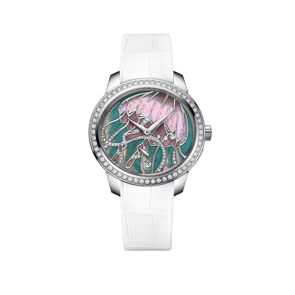 Часы Jade Ulysse Nardin 3100-125B/JELLYFISH