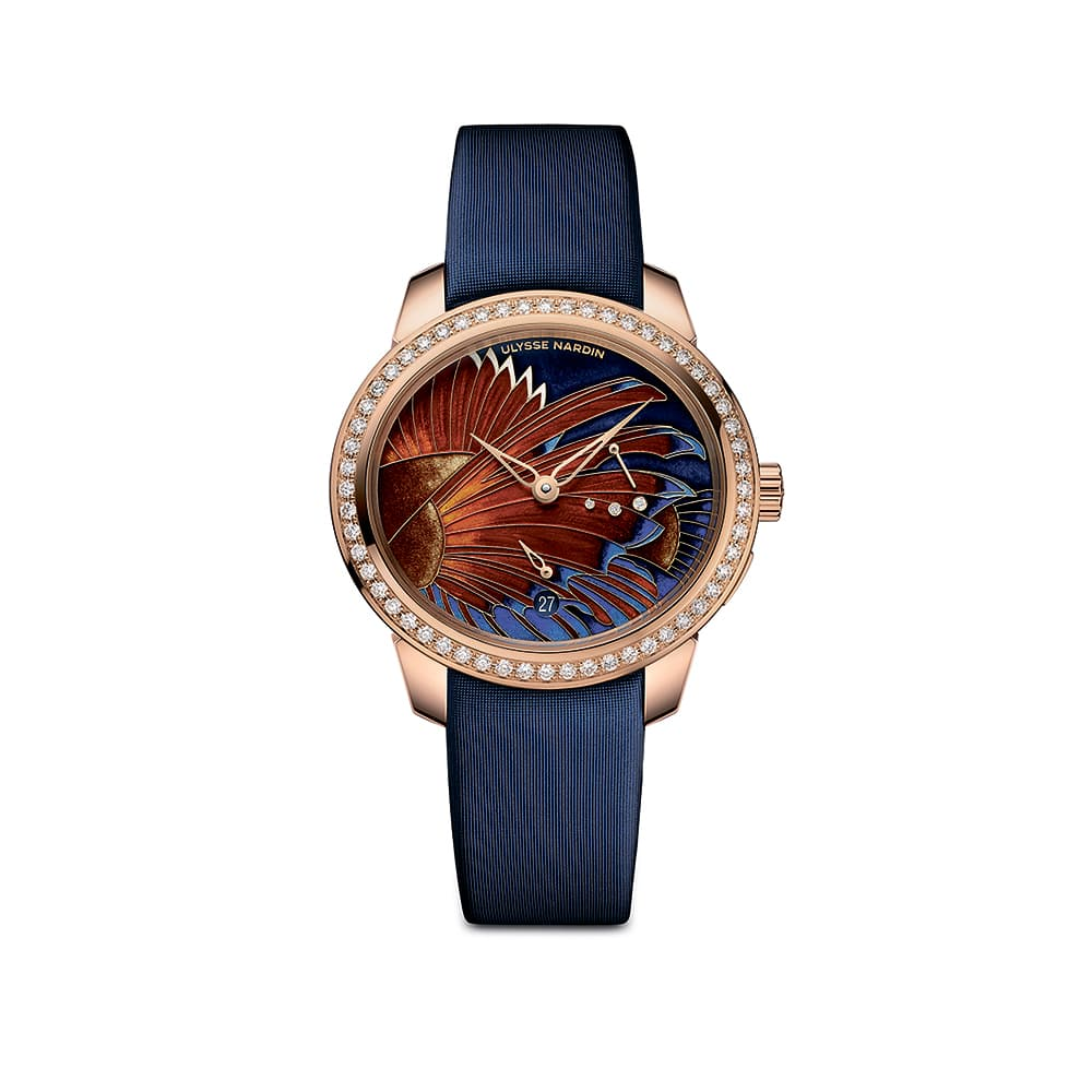 Часы Jade Ulysse Nardin 3106-125B/LIONFISH - 1