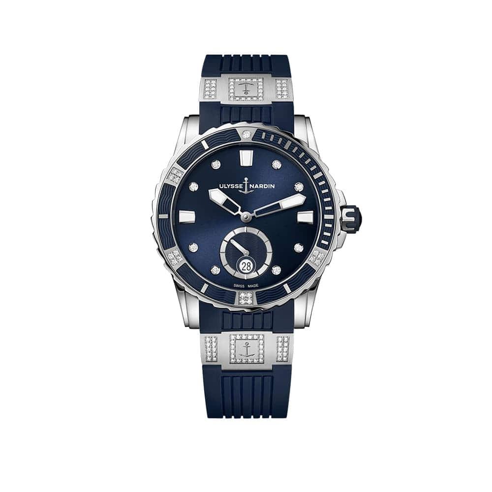 Часы Lady Diver Ulysse Nardin 3203-190-3C/10.13