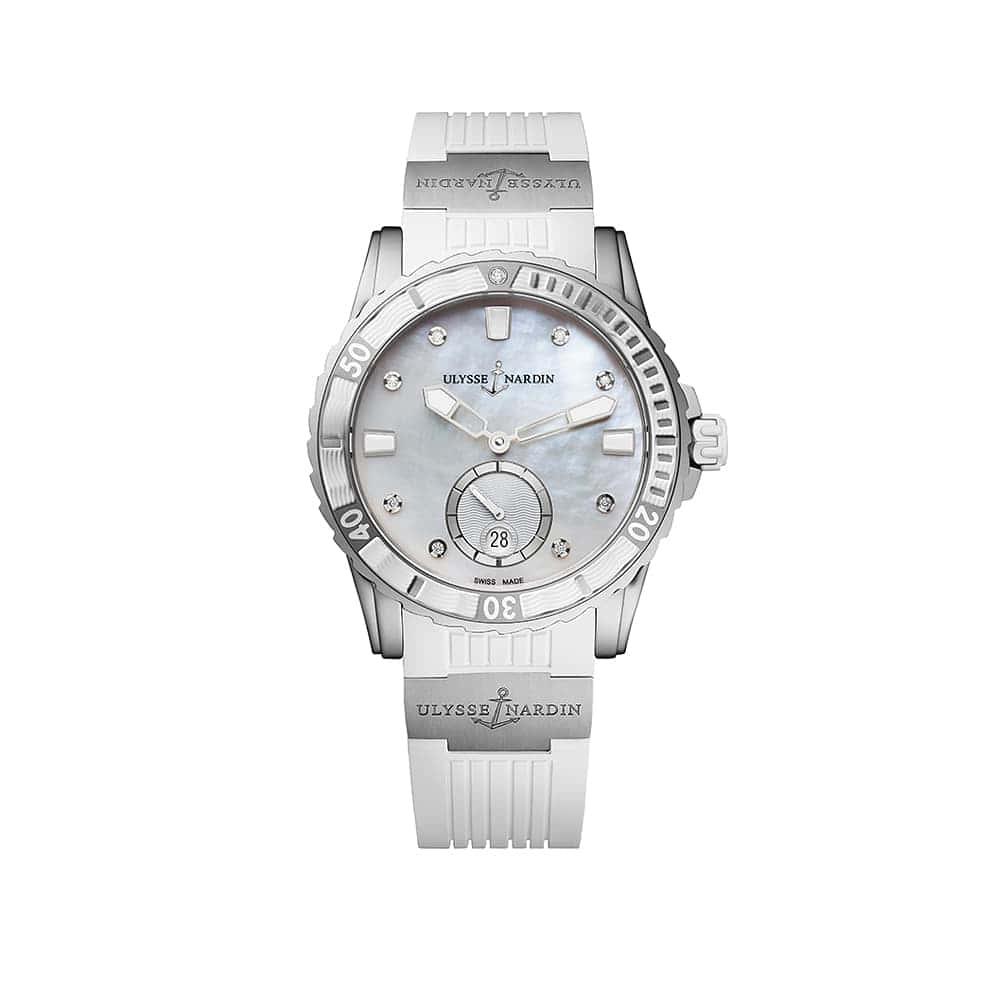 Часы Lady Diver Ulysse Nardin 3203-190-3/10